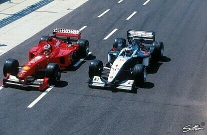 Michael Schumacher 0078035