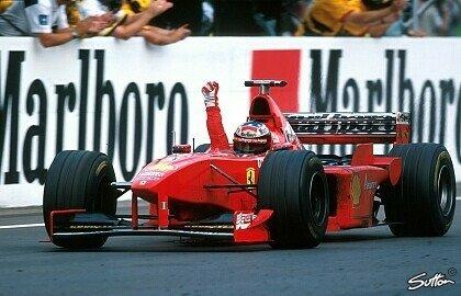 Michael Schumacher 0129445