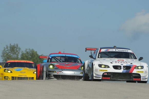 BMW Team RLL in Road America: das passt