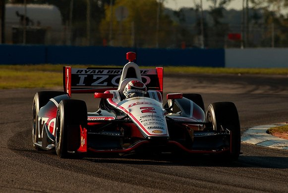 Ryan Briscoe: The man to beat?
