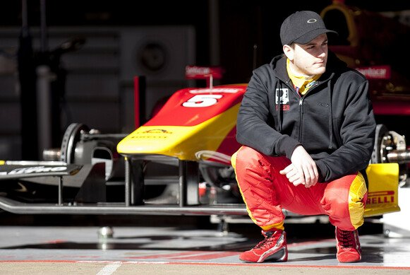 Fabio Leimer startet in der GP2 für Racing Engineering