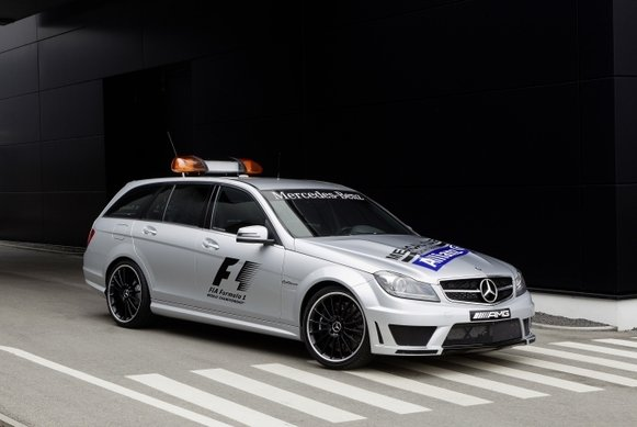 Das Medical Car der Saison 2012