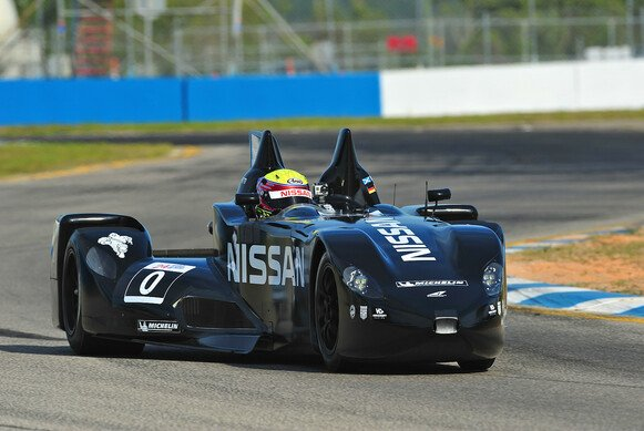 Der DeltaWing war eines der Highlights in Le Mans