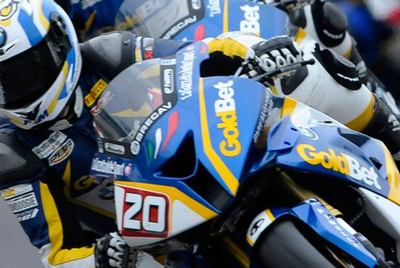 Sylvain Barrier eroberte die Pole-Position in Aragon