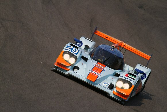 Der Gulf-Racing-Lola 2012 in Brasilien