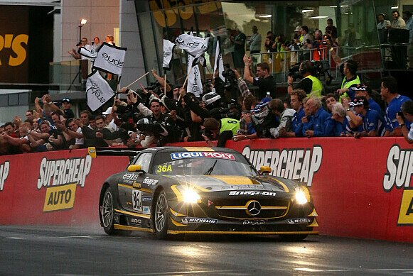 Mercedes obsiegt in Bathurst