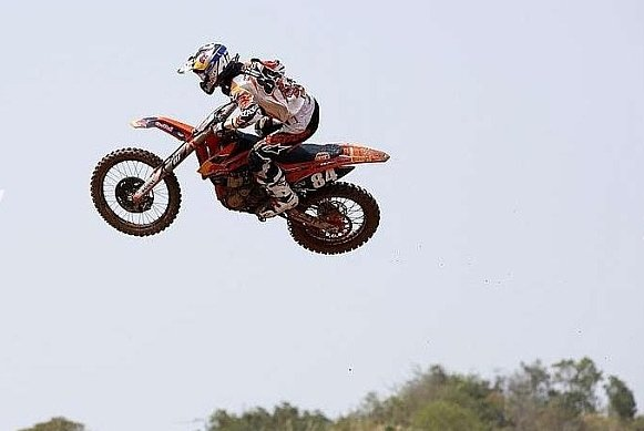 Jeffrey Herlings gwann in Lettland GP elf von elf