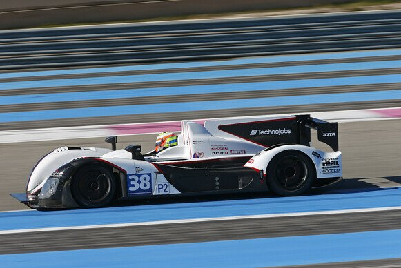 Jota Sport sicherte die Pole Position in Le Castellet