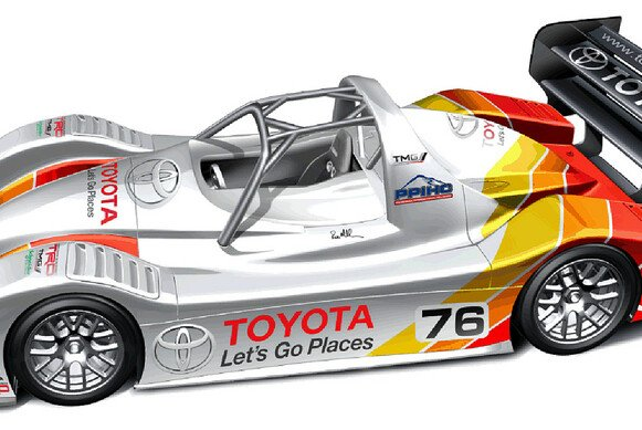 Toyota greift in Pikes Peak an