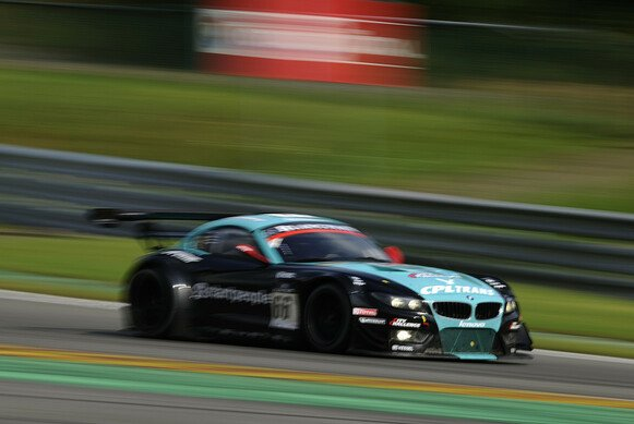 Vita4One Racing geht in Spa mit zwei BMW Z4 an den Start