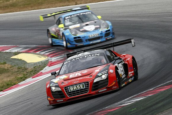 Sebastian Aschs Audi am Red Bull Ring