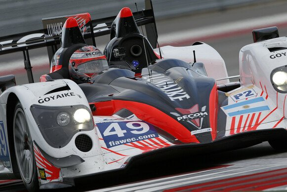 Pierre Kaffers LMP2-Renner auf dem Circuit of the Americas