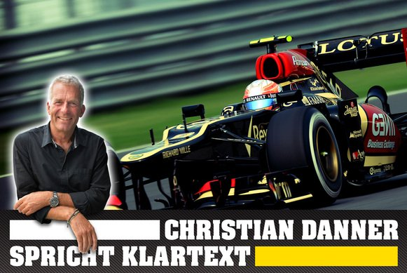 Christian Danner analysiert den Freitag in Abu Dhabi