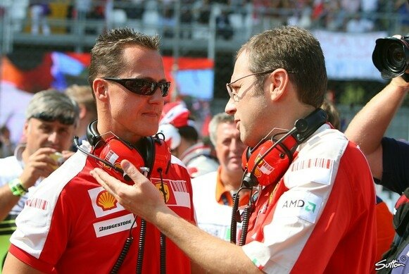 Schumacher warnt Ferrari