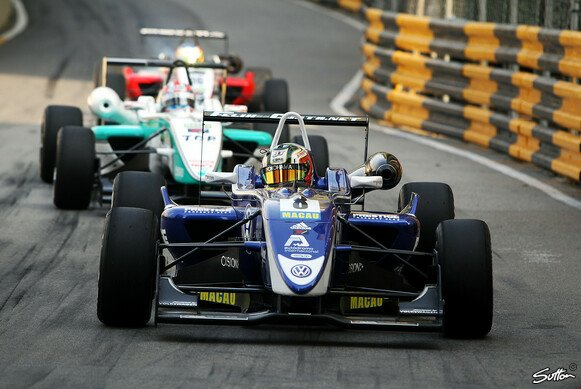 Antonio da Costa war schon 2011 in Macau am Start