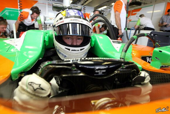 Johnny Cecotto erhielt von Force India positives Feedback