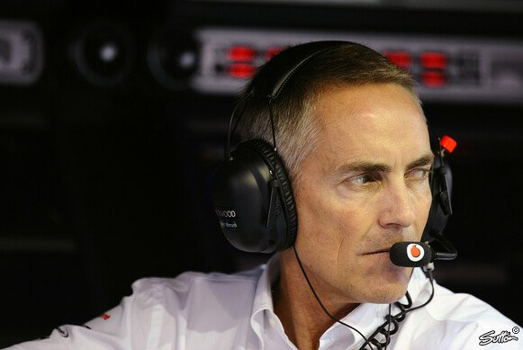 Die Pace des Autos stimmt Martin Whitmarsh optimistisch