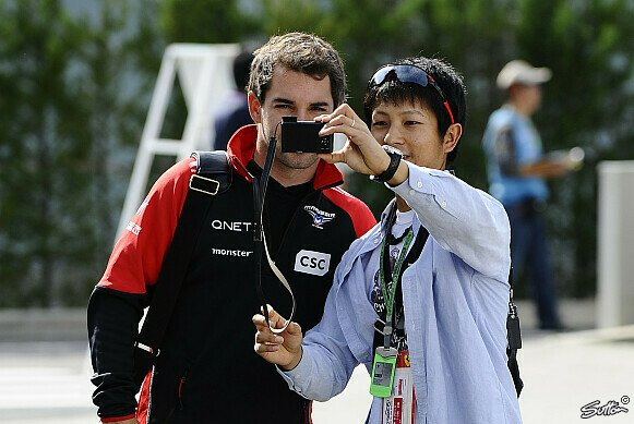 Für Timo Glock war der Singapur GP ein absolutes Highlight