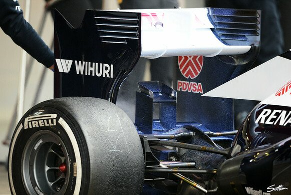Williams testet in Australien weitere Aero-Updates