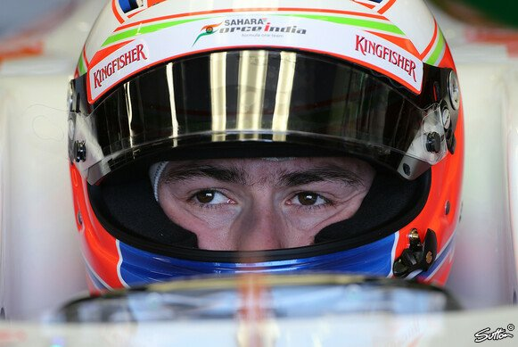 Di Resta sieht Force India als best-of-the-rest an