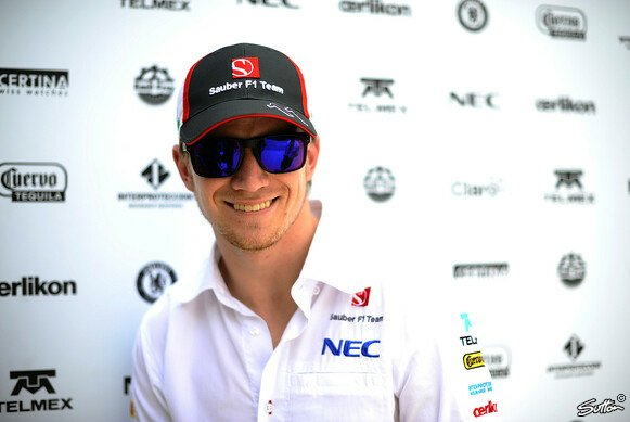 Nico Hülkenberg ist kein Fan des Shanghai International Circuit
