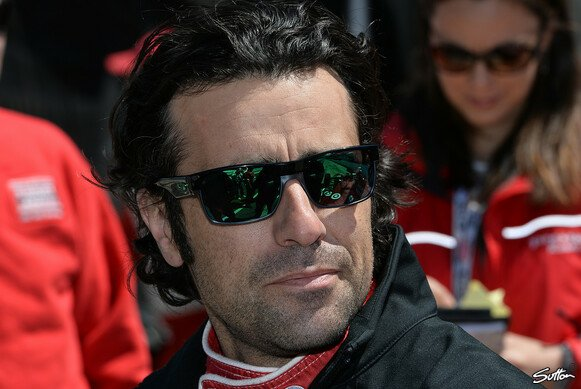 Franchitti crashte in Houston