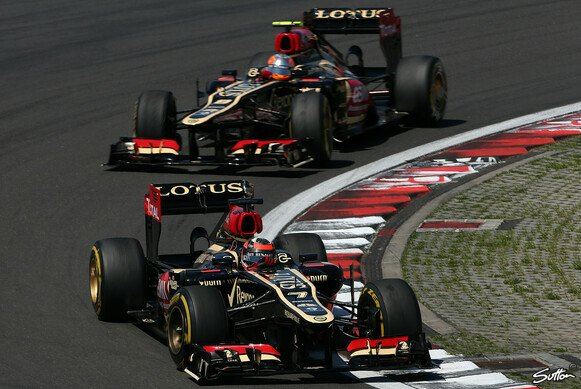 Lotus-Attacke in Spa?