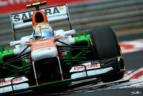 Force India sucht die Form