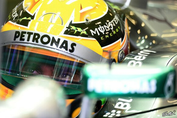 Hamilton sichert sich Spa-Pole