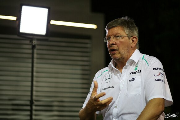 Brawn hat kein Interesse an Williams