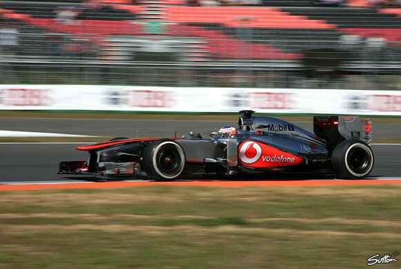 Jenson Button wollte in Q3
