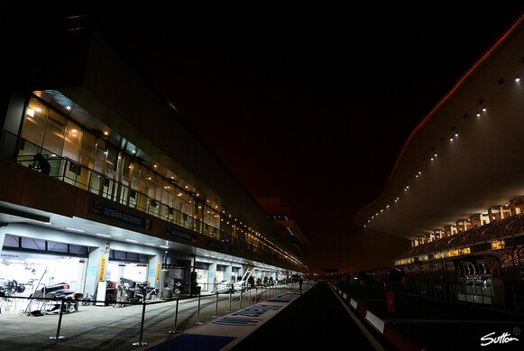 Der F1-Tross macht in Indien Station
