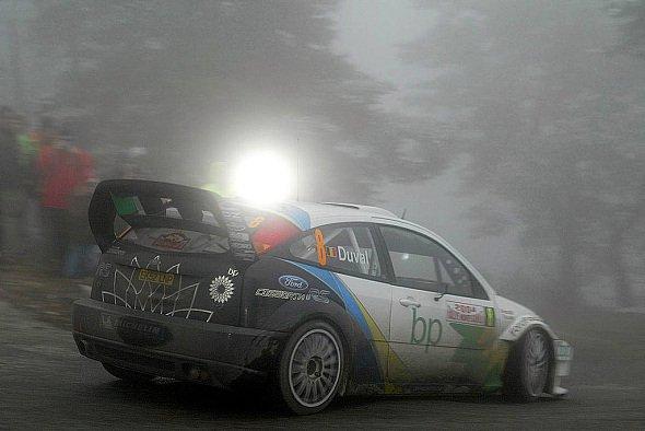 Der Belgier fährt 2005 für Citroen. - Foto: xpb.cc