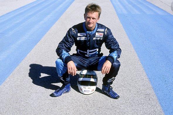 Allan durfte für Renault den neuen GP2-Boliden testen. - Foto: Renault