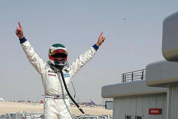 So feierte Andy seinen Titelgewinn in der ETCC. - Foto: xpb.cc