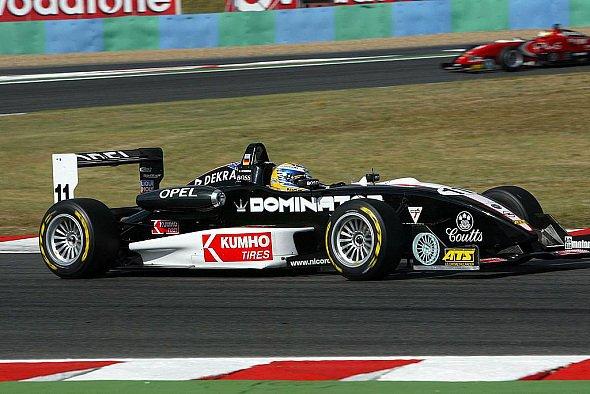 Nico steigt aus der F3 Euroserie in die GP2 auf. - Foto: xpb.cc