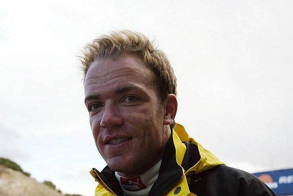 Robert Doornbos hofft auf ein Jordan Cockpit.