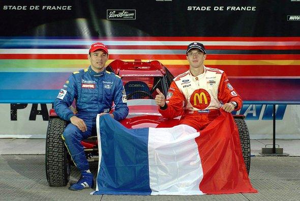 Beim Rae of Champions fuhr Stephane Sarrazin an der Seite von Sebastian Bourdais. - Foto: xpb.cc