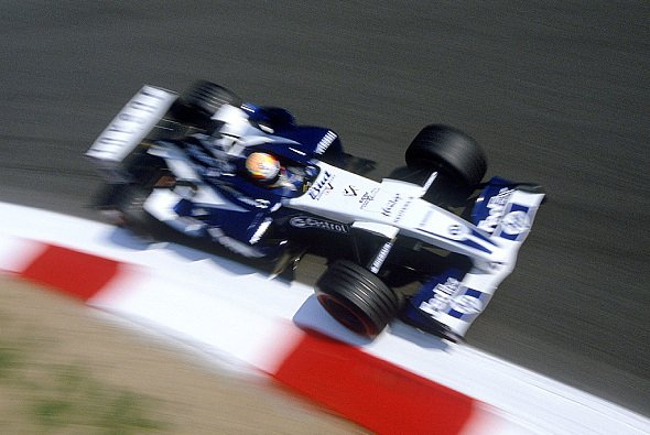 Antonio Pizzonia im Williams beim Italien GP 2004 - Foto: xpb.cc