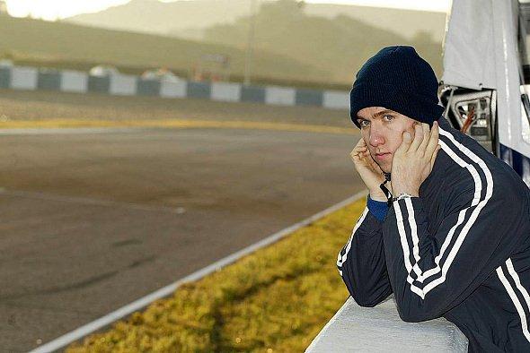 Nick könnte sich eine Gastfahrt bei einer Rallye vorstellen. - Foto: xpb.cc