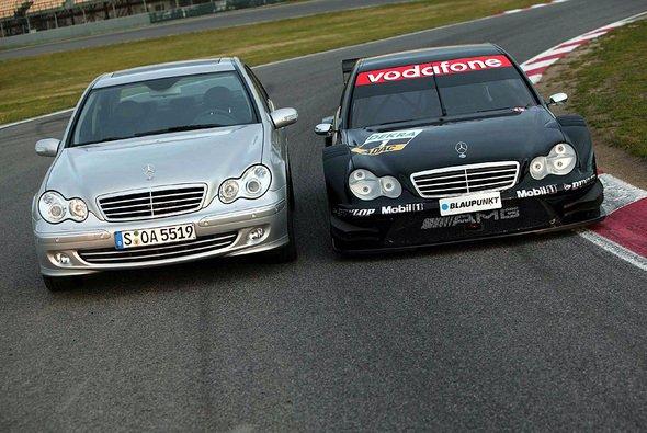 Sieben Fahrer schickt Mercedes auf die Jagd nach Titelverteidiger Audi. - Foto: Mercedes