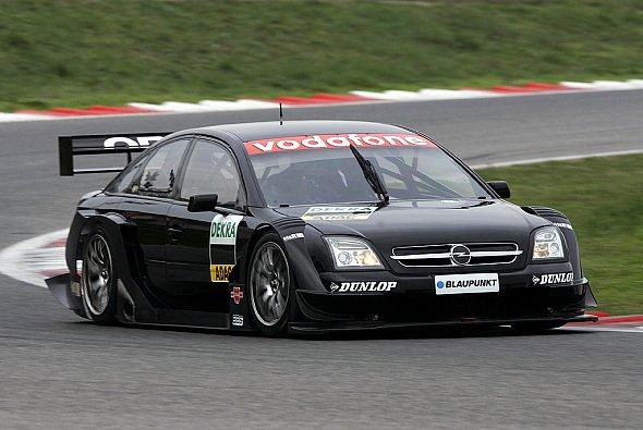 Der neue Opel läuft laut Manuel Reuter sehr gut. - Foto: Opel
