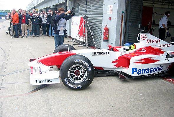 Cristiano peilt eine Champ-Car-Rückkehr an. - Foto: adrivo Sportpresse