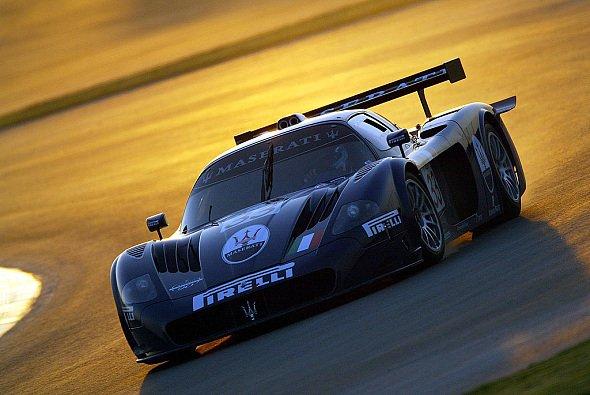 Der JMB-Maserati aus der ehemaligen FIA-GT-Meisterschaft