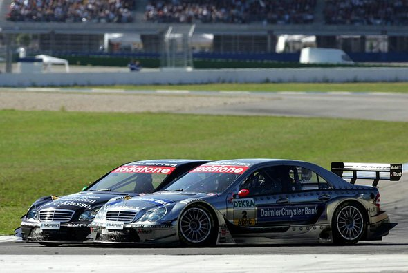 Im Mercedes-internen Duell möchte Gary Perfect den Finnen bezwingen. - Foto: xpb.cc