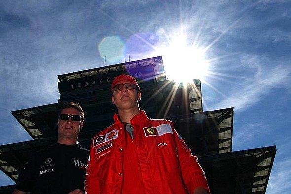 Michael Schumacher trauert um einen seiner Bodyguards… - Foto: xpb.cc