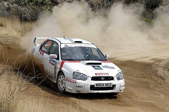 Ex-WRC-Champion McRae schied heute bei der 27. Dakar Rallye aus! - Foto: xpb.cc