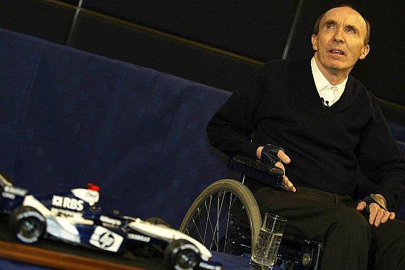 Frank Williams macht sich Sorgen über Ferrari. - Foto: xpb.cc