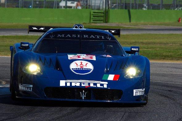 Mika Salo dreht seit 2004 seine Runden für Maserati. - Foto: Maserati
