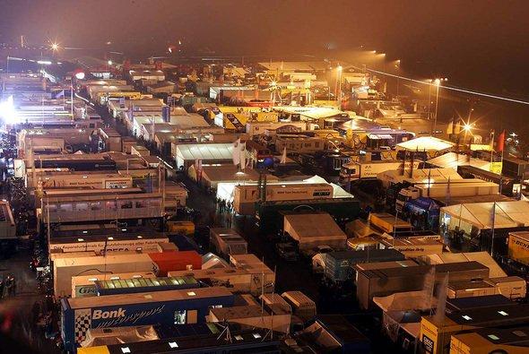 Seit 1983 findet auf dem Nürburgring das internationale Oldtimer Festival statt. - Foto: xpb.cc